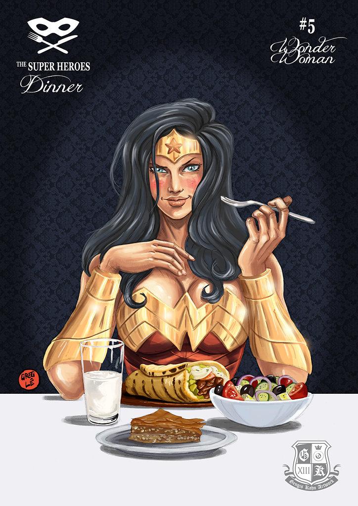 SHD#5 - Wonder Woman