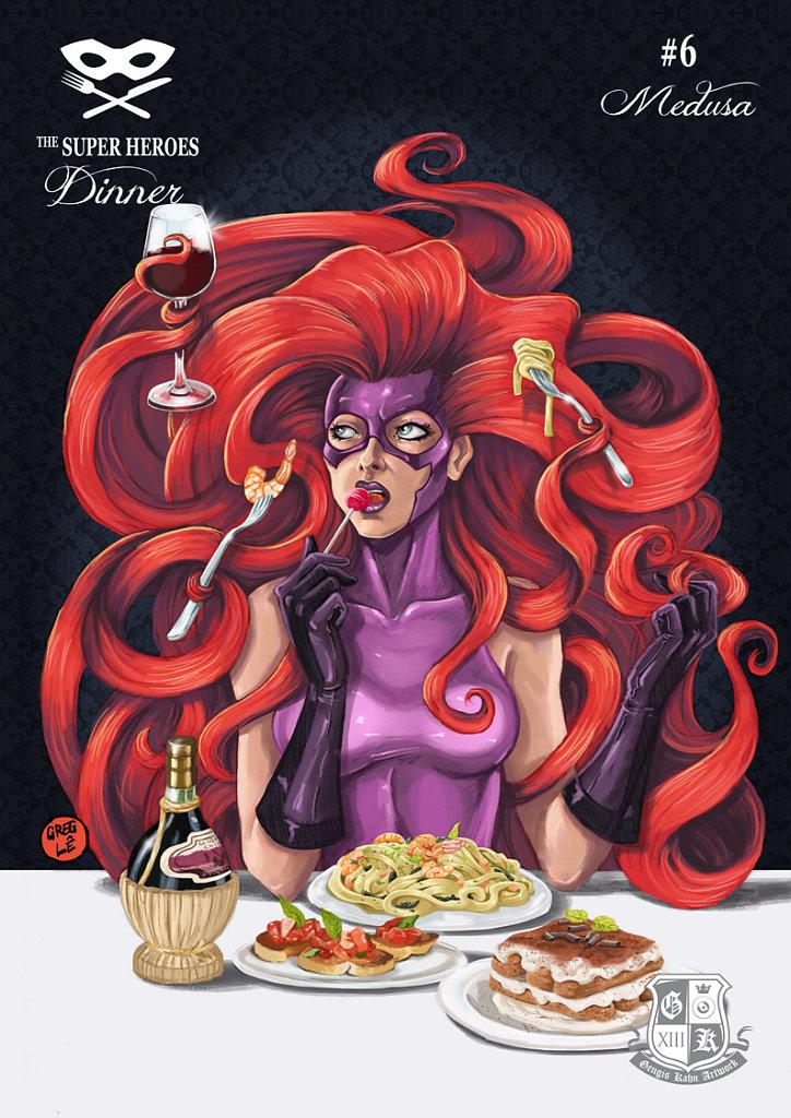 SHD#6 - Medusa