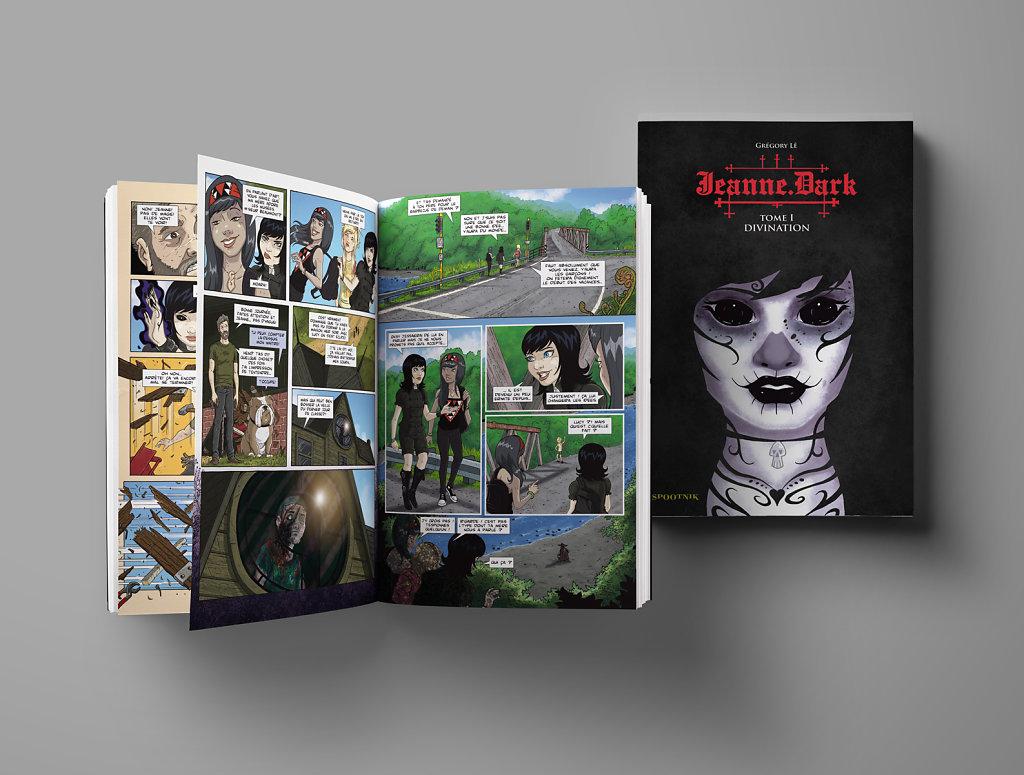 Jeanne Dark - tome 1