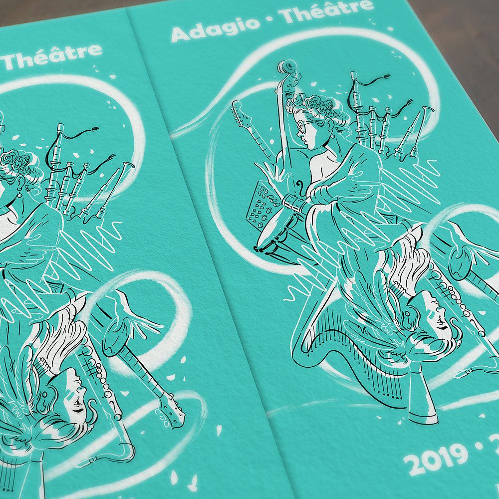 Adagio - Théâtre