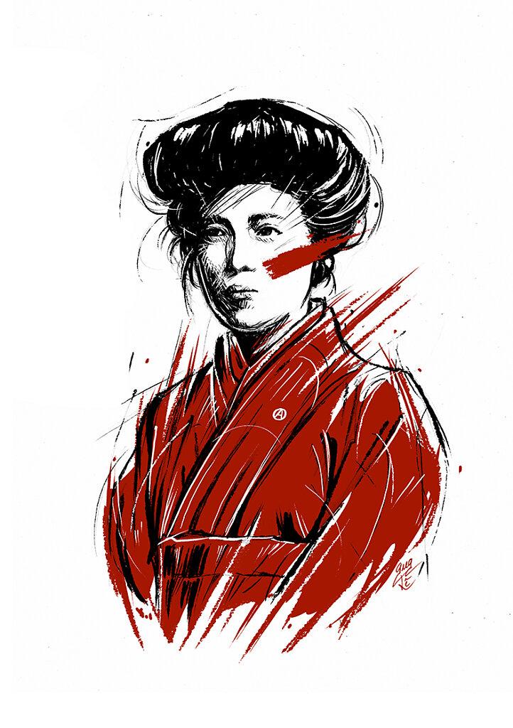 Kanno Sugako (1881-1911)