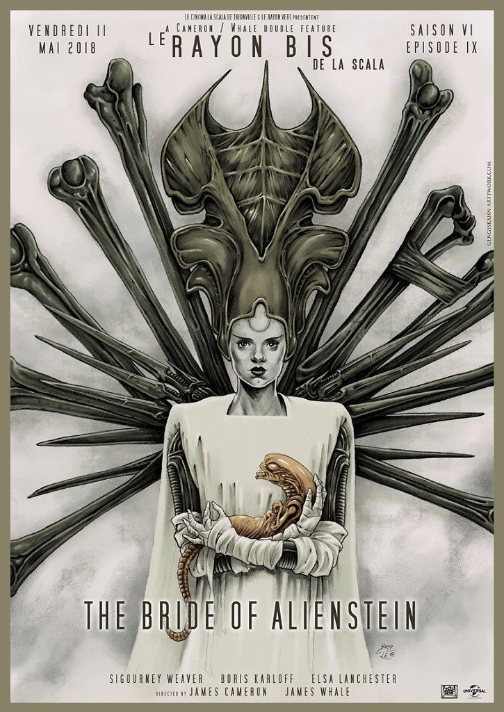 The Bride of Alienstein